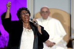 Aretha Franklin cancela sus próximos conciertos por órdenes médicas