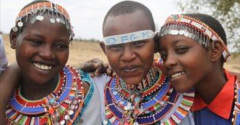 El corte de pelo, ritual alternativo a la mutilación genital femenina en...