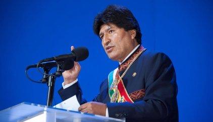 """Venezuela.- Morales pide a Almagro que no se convierta en portavoz del """"imperio norteamericano"""""""
