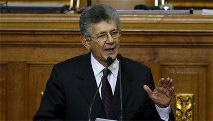 El presidente de la AN de Venezuela demanda al TSJ ante la Fiscalía