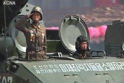 Corea del Nord llança un míssil submarí al mar Oriental (EUROPAPRESS)