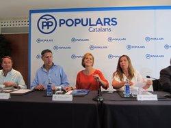 Camacho diu que PP i C's seguiran abordant aquest dimecres els temes discrepants i que no hi ha