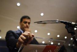 Pedro Sánchez mostra els seus condols i solidaritat als afectats pel terratrèmol d'Itàlia (EP)