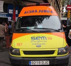 Un mort i dos ferits de gravetat en un accident múltiple a L'Espluga de Francolí (EUROPA PRESS)