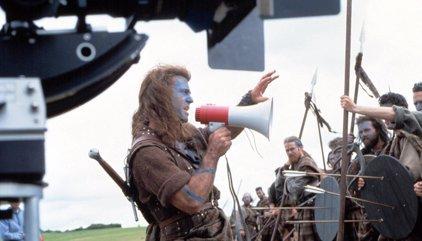 """La gran lección que Mel Gibson aprendió con Braveheart: """"Nunca trabajes los domingos"""""""