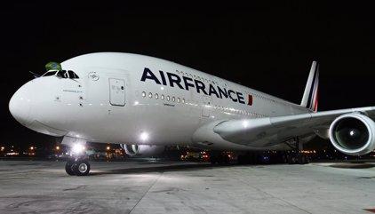 Aterriza en Río de Janeiro el avión más grande del mundo