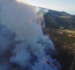 Protecció Civil demana extremar les precaucions davant de l'elevat risc d'incendi forestal (NATURA 2000)