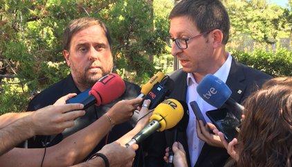 Mundó considera un error impedir que Otegi sigui candidat a les eleccions basques
