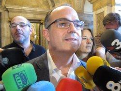 Turull (JxSí) a C's: les urnes a Catalunya