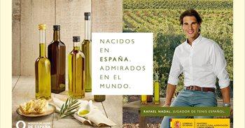 Nadal y García Tejerina promocionan el aceite de oliva en Nueva York