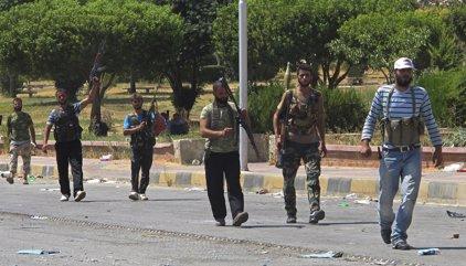 Els rebels sirians es fan amb el control de Jarabulus amb el suport de les forces turques