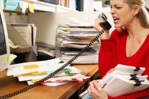 La insatisfacción laboral deja huella en tu salud mental (GETTY//CHRISTOPHER ROBBINS)