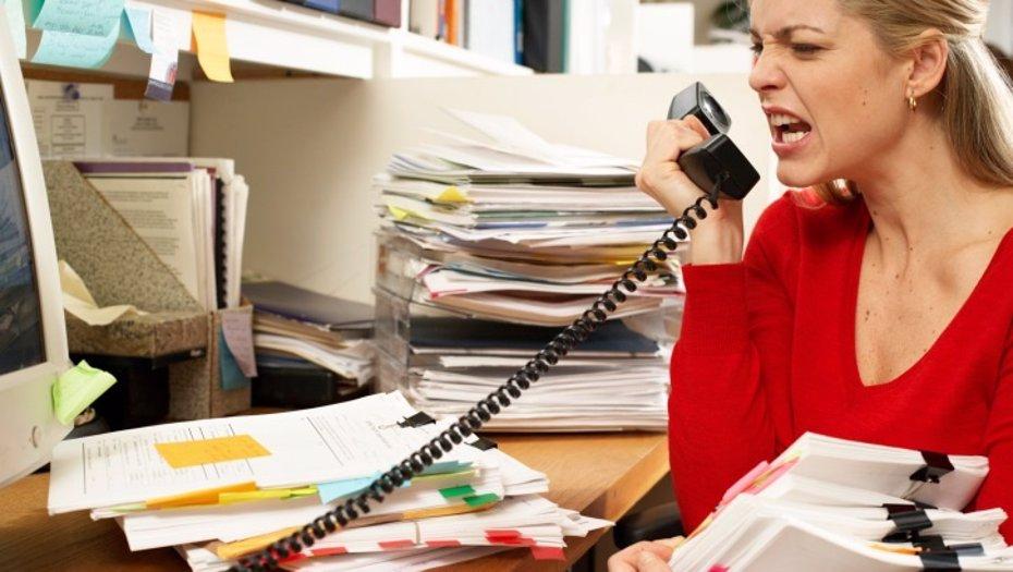 Foto: La insatisfacción laboral deja huella en tu salud mental (GETTY//CHRISTOPHER ROBBINS)