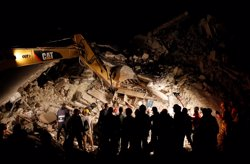 Ascendeixen a 247 els morts pel terratrèmol a Itàlia (REMO CASILLI/REUTERS)