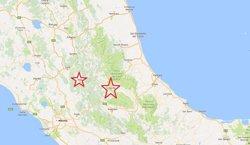 L'espanyola morta en el terratrèmol d'Itàlia és una jove de 27 anys de Granada (EUROPA PRESS/ GOOGLE MAPS)