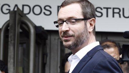 """Maroto mostra el seu """"fàstic"""" davant de l'agraïment d'Otegi a Pablo Iglesias pel seu """"inestimable suport"""""""