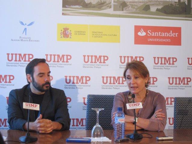 Foto: María Bayo lamenta que no se hable de cultura en las negociaciones para formar Gobierno (EUROPA PRESS/REMITIDO)