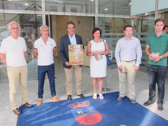 Foto: Siete municipios cántabros, Lanestosa y Medina potencian todo el otoño la ruta de Carlos V (EUROPA PRESS)