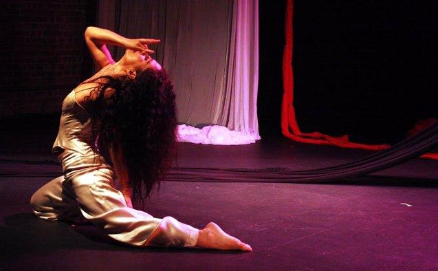 Foto: Ábrego clausura 'Teatro de una noche de verano' con un espectáculo inspirado en el universo lorquiano (FSC)