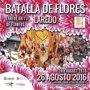 Foto: Laredo celebra este viernes su 107 Batalla de Flores, con 13 carrozas