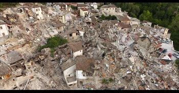 El balance por el terremoto en Italia se sitúa en 267 muertos y 387 heridos