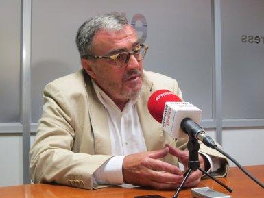 """Ros (PSC) donaria suport a """"preveure"""" un altre tripartit d'esquerres amb el pròxim partit de Colau (EUROPA PRESS)"""