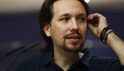 Pablo Iglesias avisa el PSOE que les lluites internes dificulten parlar amb Podem