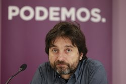 Mayoral (Podem): Invito Rivera que digui a Rajoy 'Mariano, la corrupció ets tu' (EUROPA PRESS)
