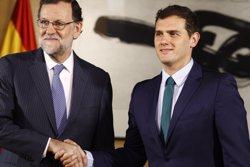 Els negociadors confirmen que Rajoy i Rivera estan