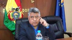 Vicepresident de Bolívia va ser