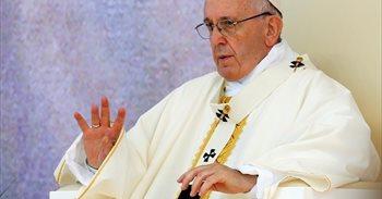 El Papa quiere que la política de no-violencia acabe con la III Guerra...