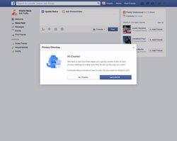 Problemes de privacitat de dades pel traspàs entre WhatsApp i Facebook ( FACEBOOK)