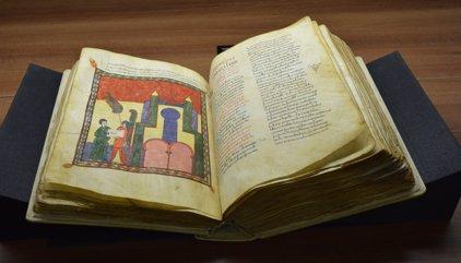 Restauren el manuscrit 'Beatus' d'Urgell (Lleida), un comentari de l'Apocalipsi del segle X