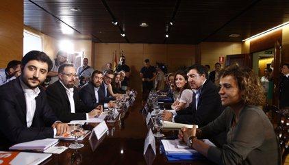 PP y Ciudadanos se centran en intercambiar documentos y redactar los puntos en común