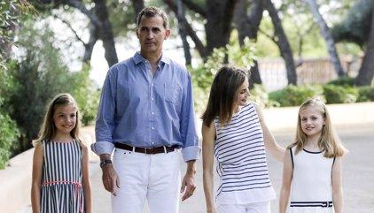 Se descubre el destino de las vacaciones privadas de los Reyes con sus hijas