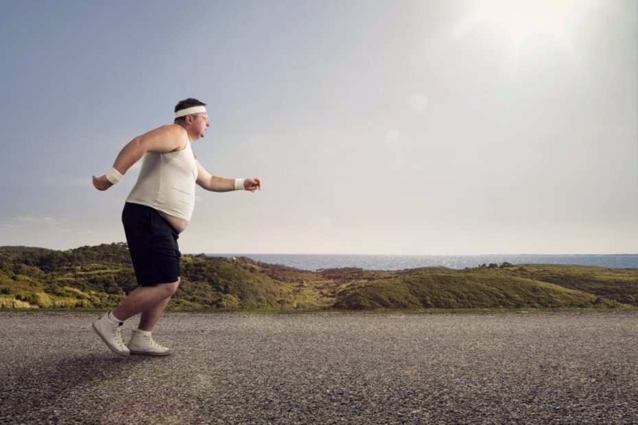 Foto: ¿Cómo proteger el corazón cuando te sobra peso? (GETTY//NASTCO)
