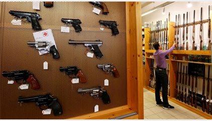 Cada vez más europeos compran armas por la creciente sensación de inseguridad