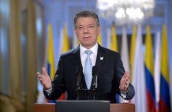 Santos anima a los gobernadores a hacer