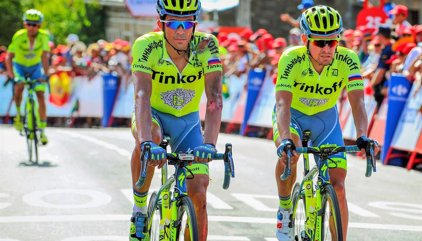 "Contador: ""¿Tanto espectáculo quitaría tomar tiempos a 3 kilómetros de meta?"""