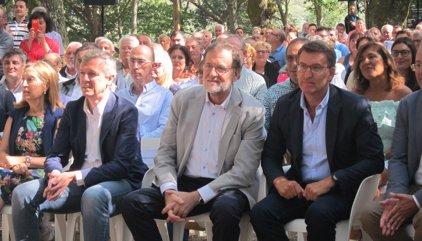 """Rajoy: """"La formació d'un Govern a Espanya és encara avui més un desig que un fet"""""""
