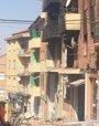 Una fallecida y cinco heridos en la explosión en una vivienda en Segovia
