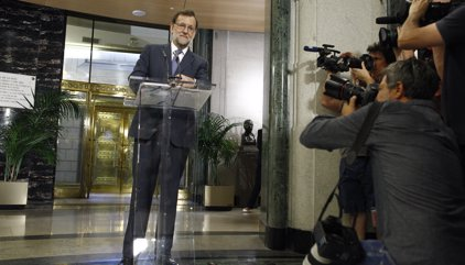Rajoy diu que no ha signat l'acord amb Rivera per no incórrer en l'escenografia de Sánchez