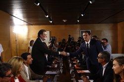 PP i C's s'obren a reformar la Constitució però no qüestionaran la sobirania nacional (EUROPA PRESS)