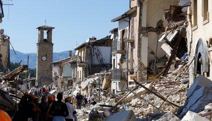 Itàlia.- Registrat un nou sisme de 4,3 a poca distància d'Amatrice (Itàlia)