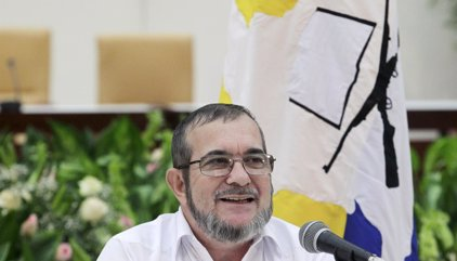 El comandante de las FARC anuncia el alto el fuego definitivo en Colombia