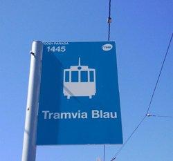 El Tramvia Blau de Barcelona suspèn el seu servei fins el 9 de setembre per obres (EUROPA PRESS)
