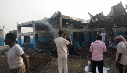 45 morts per un atemptat suïcida a Aden