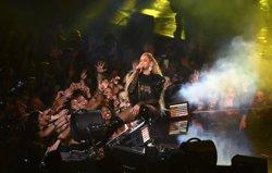 Beyoncé arrasa als MTV Video Music Awards (CORDON PRESS)