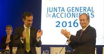 El Grupo Villar Mir vuelve a situar sobre la cota del 30% su...