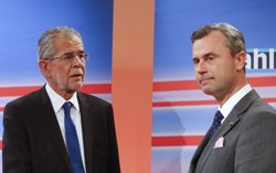 El candidat d'extrema dreta, en cap davant de les presidencials a Àustria (HEINZ-PETER BADER)